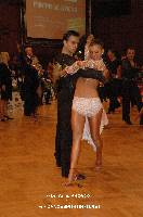 Denys Drozdyuk & Antonina Skobina at German Open Championships 2009