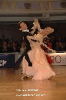 Arunas Bizokas & Katusha Demidova at World Professional Standard Championship