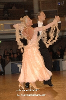 Arunas Bizokas &amp; Katusha Demidova at World Professional Standard Championship
