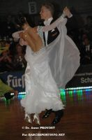 Sergei Konovaltsev & Olga Konovaltseva at German Open 2006