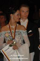Sergei Konovaltsev &amp; Olga Konovaltseva at German Open 2006