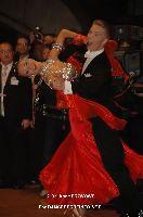 Sergei Konovaltsev & Olga Konovaltseva at 23. German Open Championships