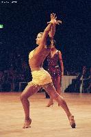 Darren Bennett & Lilia Kopylova at WDDSC World Professional Latin Championships 2005