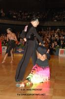 Jason Chao Dai & Patrycja Golak at German Open 2010