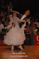 Ruslan Golovashchenko & Olena Golovashchenko at German Open Championships 2009