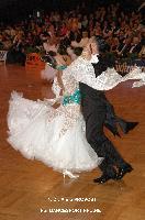 Ruslan Golovashchenko & Olena Golovashchenko at German Open 2010