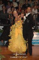 Slawomir Lukawczyk & Edna Klein at 23. German Open Championships