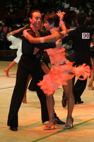 Stefan Green & Adriana Sigona at International Championships 2009