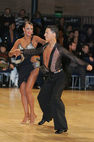 Daniel Juvet & Zuzana Sykorova at UK Open 2010