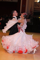 Stas Portanenko & Nataliya Kolyada at Blackpool Dance Festival 2010