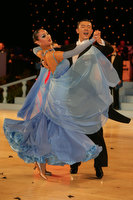 Chao Yang & Yiling Tan at UK Open 2010