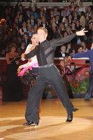Neil Jones & Ekaterina Jones at International Championships 2011