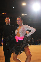 Neil Jones & Ekaterina Sokolova at International Championships 2011