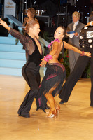 Neil Jones & Ekaterina Sokolova at UK Open 2009