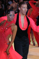 Neil Jones & Ekaterina Jones at Blackpool Dance Festival 2009