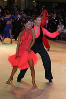 Neil Jones & Ekaterina Sokolova at Blackpool Dance Festival 2009