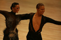 Neil Jones & Ekaterina Sokolova at World Amateur Latin Championships