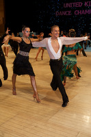 Anton Sboev &amp; Patrizia Ranis at UK Open 2009