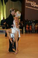 Jurij Batagelj & Jagoda Batagelj at Savaria 2007