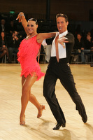 Massimo Arcolin & Lyubov Mushtuk at UK Open 2010