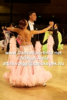 Anton Lebedev & Anna Borshch at UK Open 2009