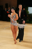 Andrej Skufca & Melinda Torokgyorgy at UK Open 2010