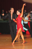 Andrej Skufca & Melinda Torokgyorgy at Blackpool Dance Festival 2010