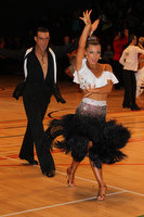 Ryan Mcshane & Ksenia Zsikhotska at International Championships 2011