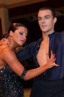 Ryan Mcshane & Ksenia Zsikhotska at Blackpool Dance Festival 2010
