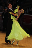 Alessio Potenziani &amp; Veronika Vlasova at The International Championships