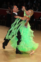Alessio Potenziani &amp; Veronika Vlasova at International Championships 2011