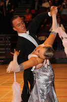 Sergey Kravchenko &amp; Lauren Oakley at International Championships 2011