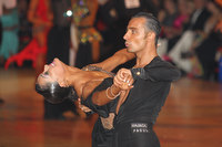 Maurizio Vescovo &amp; Andra Vaidilaite at Blackpool Dance Festival 2010