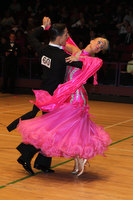 Pasquale Farina & Sofie Koborg at The International Championships