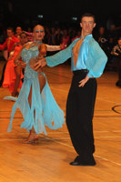 Kai Widdrington & Natasha Jeved at The International Championships