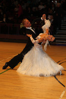 Valerio Colantoni & Yulia Spesivtseva at The International Championships