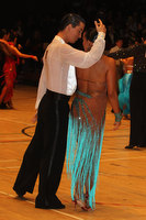 David Barnes & Loren James at The International Championships