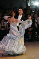 Victor Fung & Anna Mikhed at Blackpool Dance Festival 2009