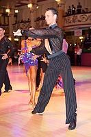 Dmytro Wloch & Olga Urumova at Blackpool Dance Festival 2008