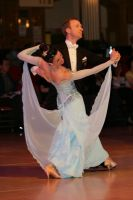 James Barron & Rachel Barron at Blackpool Dance Festival 2008