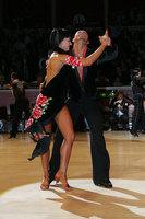 Anton Karpov & Ekaterina Lapaeva at International Championships 2011