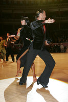 Anton Karpov & Ekaterina Lapaeva at International Championships 2011