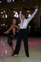 Craig Jones &amp; Victoria Holmes at Blackpool Dance Festival