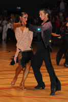 Yegor Novikov & Yana Blinova at International Championships 2011