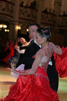 Benedetto Ferruggia & Claudia Köhler at Blackpool Dance Festival 2009