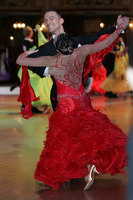 Benedetto Ferruggia &amp; Claudia Khler at Blackpool Dance Festival 2009