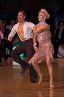 Jesper Birkehoj &amp; Anna Anastasiya Kravchenko at Dance Olympiad 2008