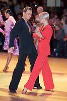 Jesper Birkehoj & Anna Anastasiya Kravchenko at Blackpool Dance Festival 2008
