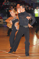 Massimo Regano & Silvia Piccirilli at International Championships 2011