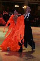 Simone Segatori & Annette Sudol at Blackpool Dance Festival 2009